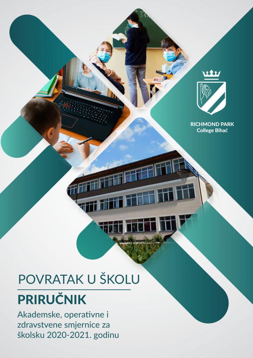 Prirucnik COVID 19 2020 2021 RPS College Bihac1
